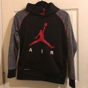 Jordan therma fit hoodie for boys